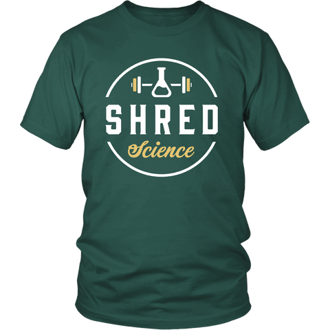 Shred Science Original Logo - Men's Tee