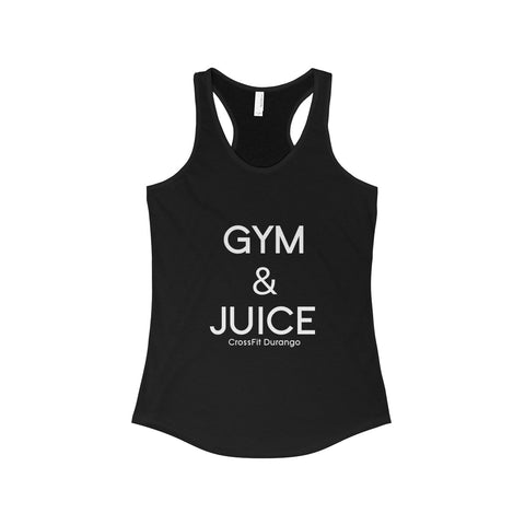 Gym and Juice Womens Tank