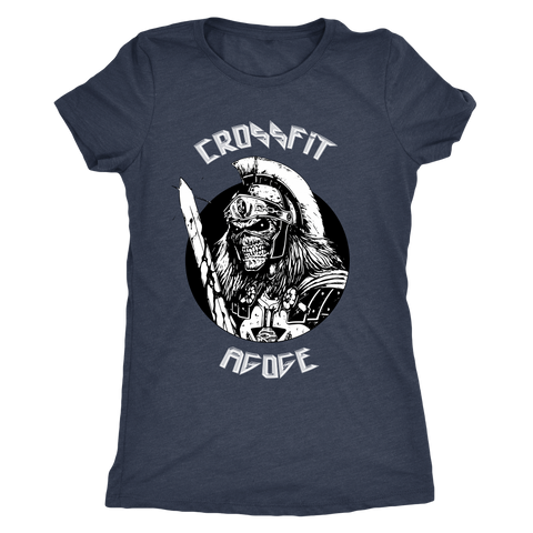 CrossFit Agoge Heavy Metal Spartan - Women's Tee