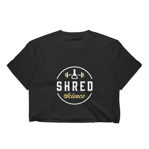 Shred Science - Women's Crop Top