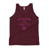 CrossFit Durango Strong and Pretty - Unisex Tank Top