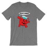 CrossFit Durango Koolaid in Color - Short-Sleeve Unisex T-Shirt