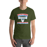 American Strength - Short-Sleeve Unisex T-Shirt