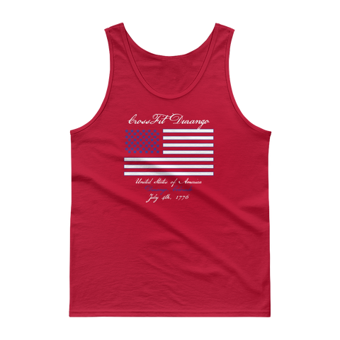 CrossFit Durango 4th of July - Unisex Tank