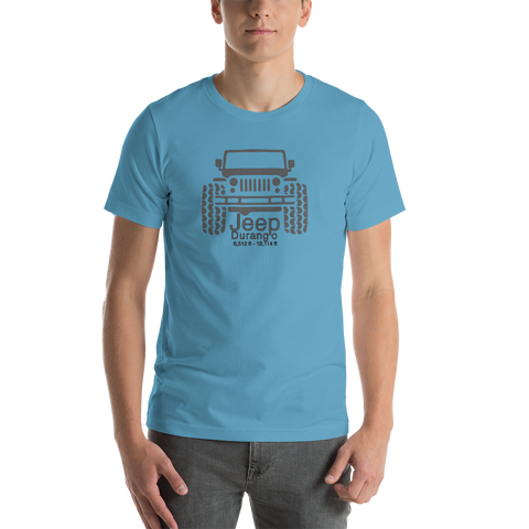 Jeep Durango - Short-Sleeve Unisex T-Shirt