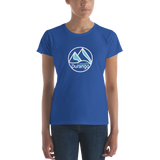 CrossFit Durango Simple Mountains - Women's short sleeve t-shirt