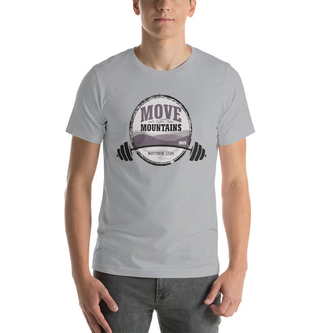 Move The Mountains CrossFit Event - Short-Sleeve Unisex T-Shirt