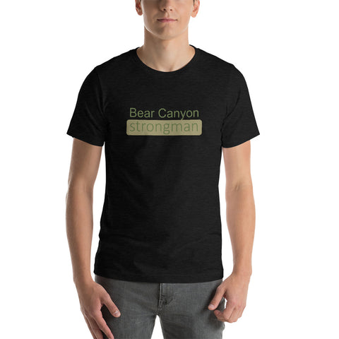 Bear Canyon CrossFit and Strongman - Short-Sleeve Unisex T-Shirt