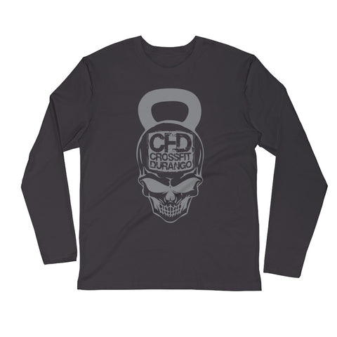 CrossFit Durango Skullbell - Men's Long Sleeve