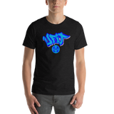 Undisputed Fitness UFit Blue - Short-Sleeve Unisex T-Shirt