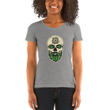 CrossFit Durango St Patricks Day - Ladies' short sleeve t-shirt