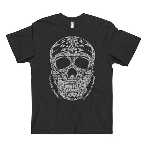 Barbell Club Skull - Men's Tee