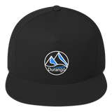 CrossFit Durango Simple Mountains - Flat Bill Cap