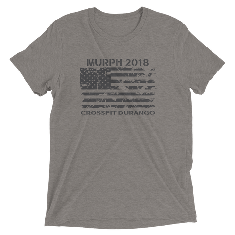 CrossFit Durango Murph Ultra - Short sleeve t-shirt