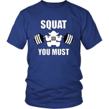 CrossFit Durango - Squat You Must v2