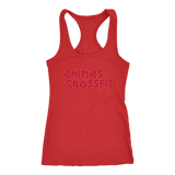 Animas CrossFit Heavy Metal Title - Women's Tank