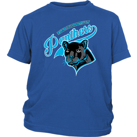 Park Elementary - Panther Pride Youth Shirt