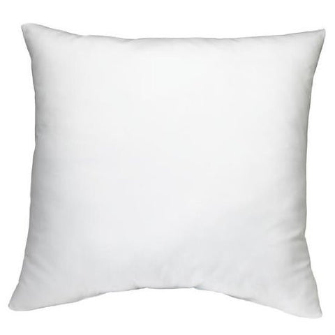 "DreamHome - 16"" X 16"" Square Poly Pillow Insert (1)"