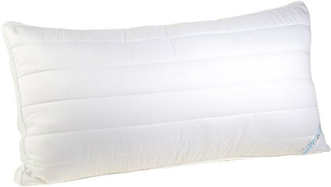 Wamsutta 1617746 Cool and Fresh 400-Thread Count Pillow, White, King