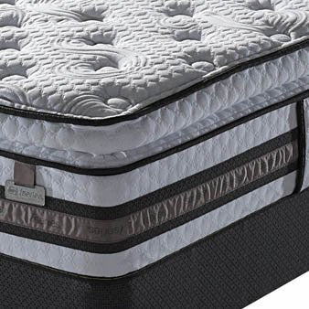 serta perfect day iseries ceremony spt merit super pillow top mattress queen