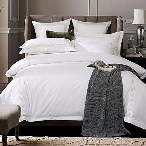 Super Soft Bedding Set/Bedding Collection,Wrinkle, Fade & Stain Resistant, A Suite Of 80 Cotton Pure Cotton Double Beds,Full