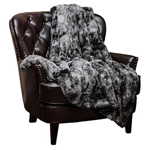 chanasya super soft fuzzy fur faux fur cozy warm fluffy beautiful color variatiion print plush sherpa