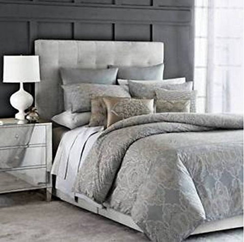 Bloomingdale's Zanzibar Queen Bed 16in Skirt Drop