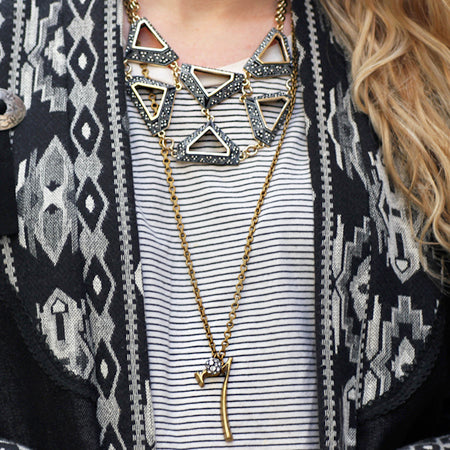5 STYLES OF NECKLACES TO ALWAYS HAVE IN YOUR WARDROBE