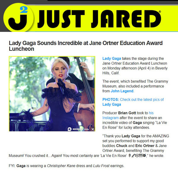 JUST JARED | APRIL 2016