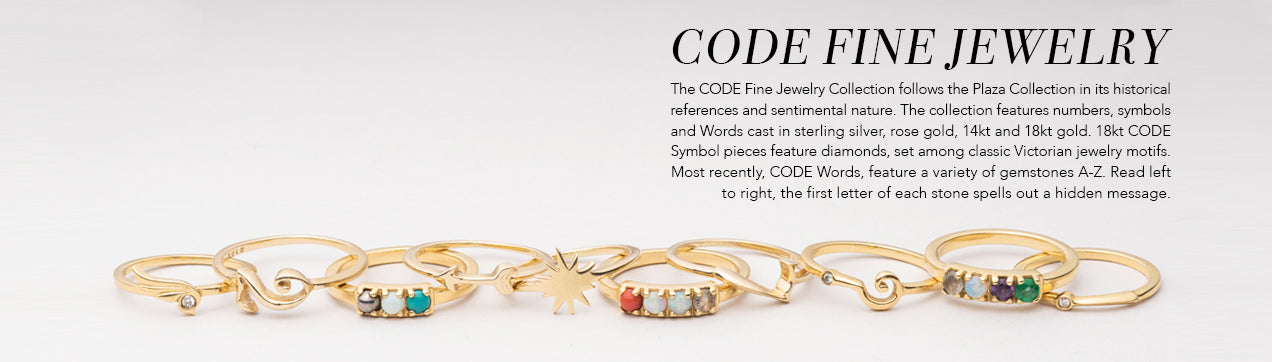 Code Fine - Rings Image