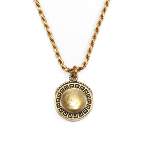 George Frost Shield Necklace