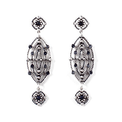 Leylah Drop Earring - Photo