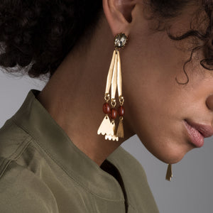 Sierra Statement Earrings