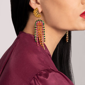 Synth Statement Earring - New Wave