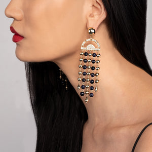 Tela Statement Earring - Thumbnail