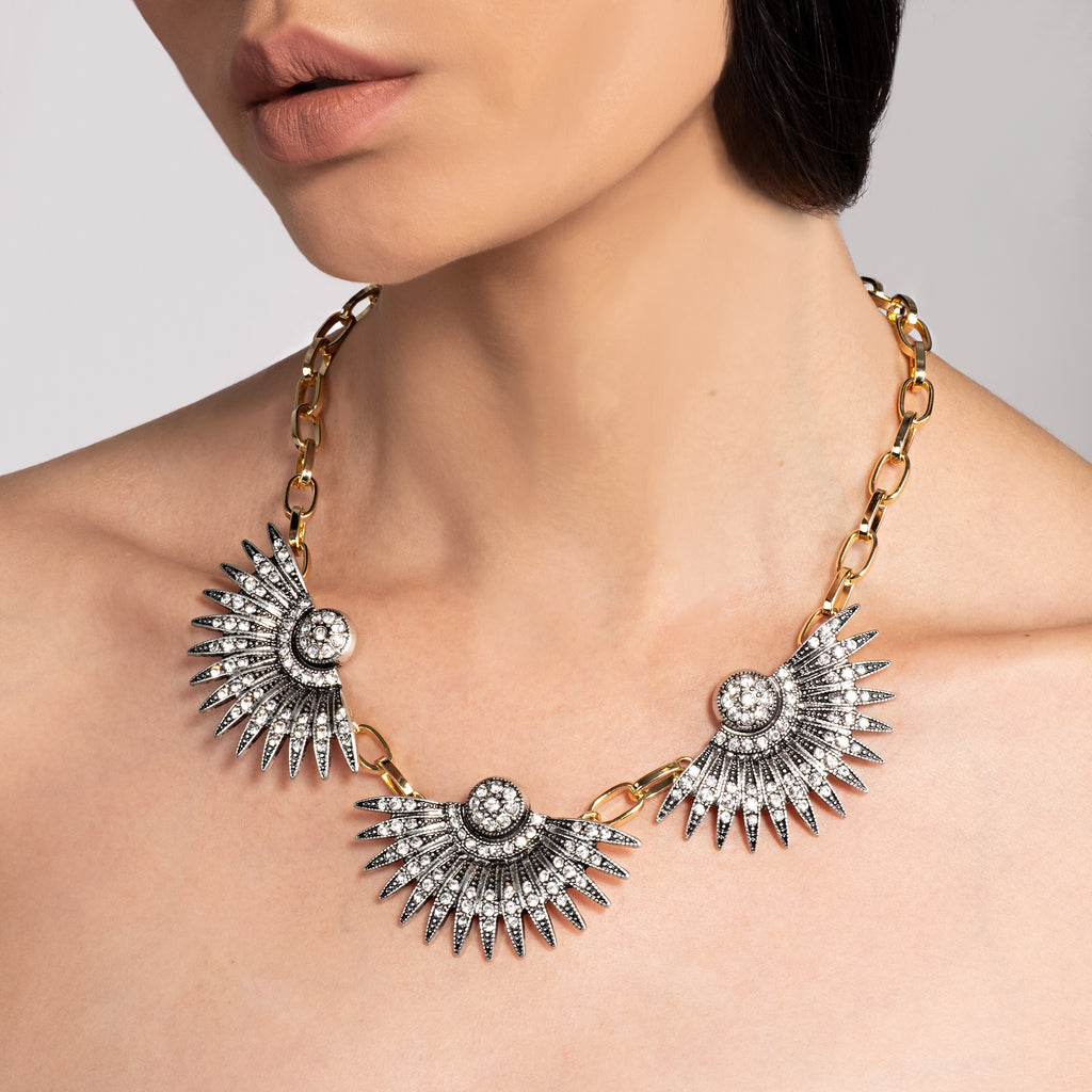 Beacon Triple Necklace - Photo