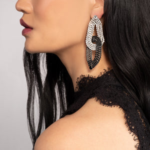 Quixotic Clip On Statement Earring - Thumbnail