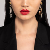 Boss Lady Earring