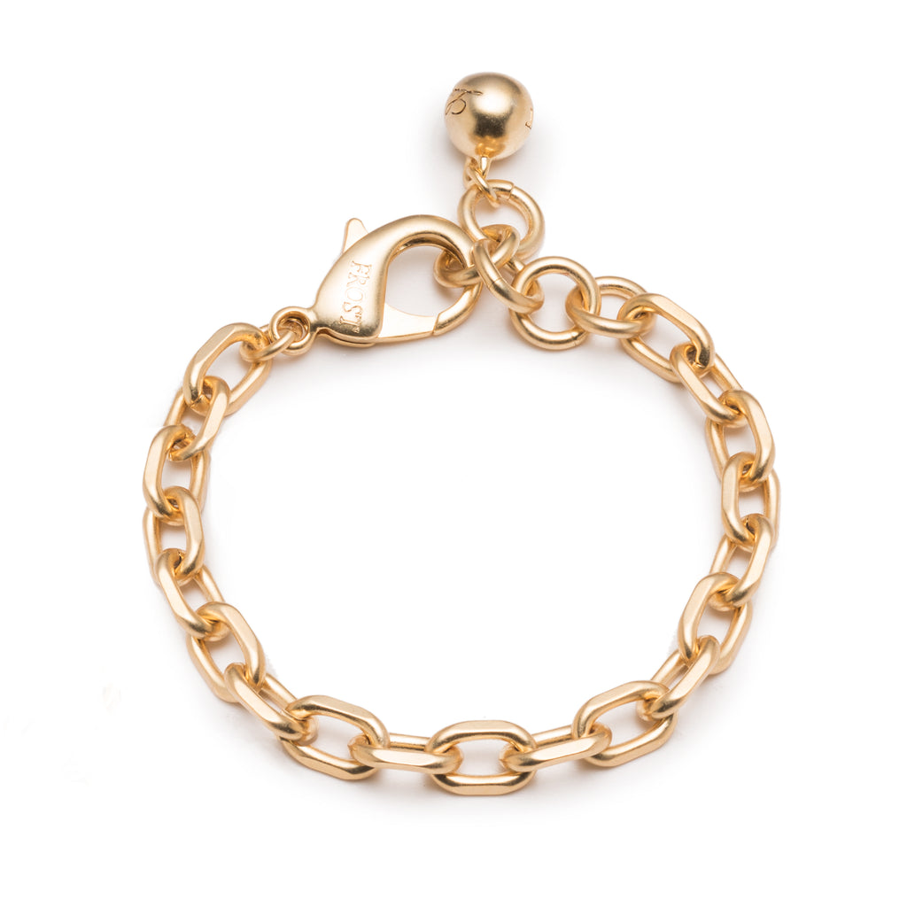Tuff Link Chain Plaza Bracelet Base