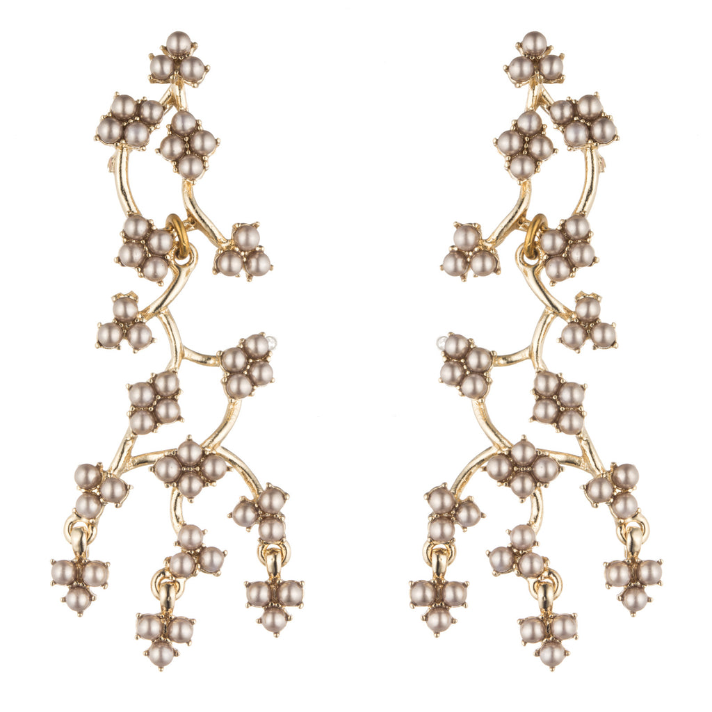 Jackie Drop Earring