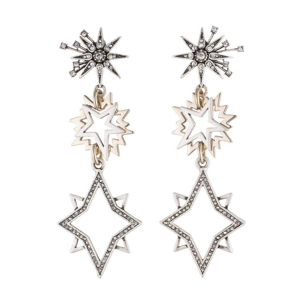 Cosmic Earrings - Photo