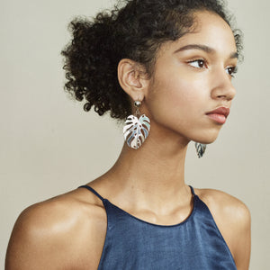 Botanica Post Drop Earring