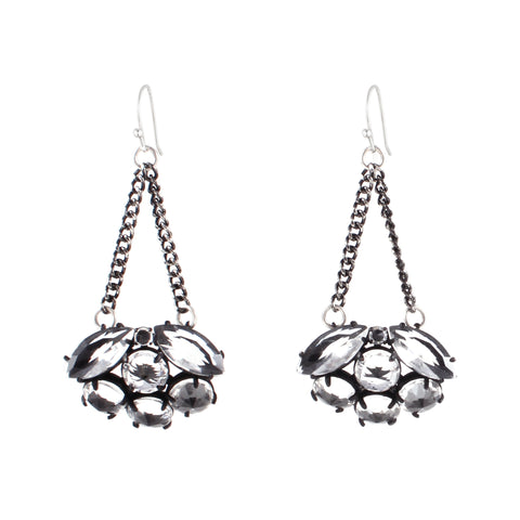 Diamanda Drop Earring