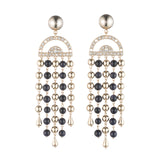 Tela Statement Earring