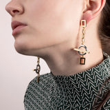 Folly Long Post Drop Earring