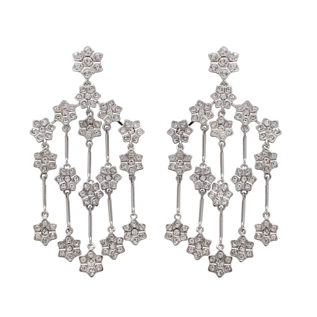 Frost Statement Earring
