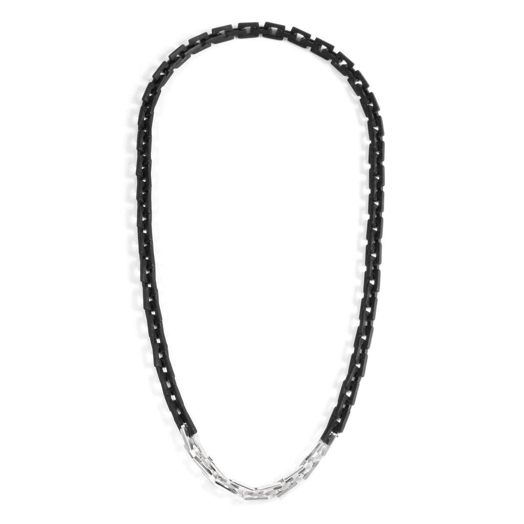George Frost 75/25 Necklace - Silver