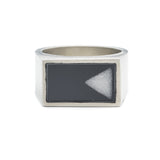 George Frost Bravo Flag Reflective Ring