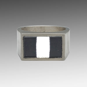 George Frost Tango Flag Reflective Ring - Thumbnail
