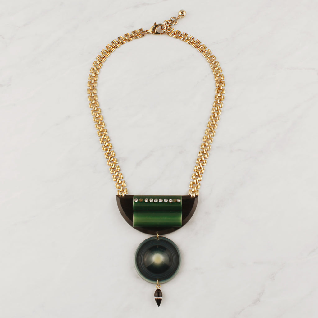 Vintage Janco Passage Necklace